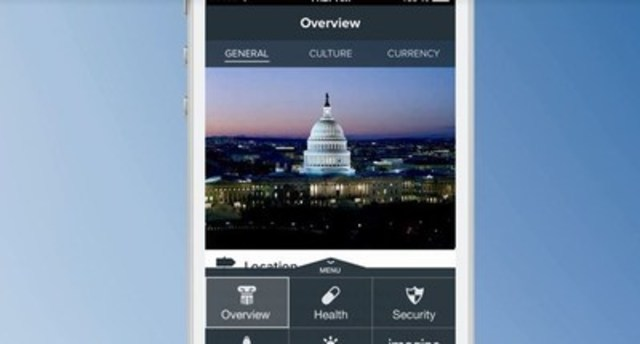 Travel Navigator: An Award Winning Travel, Health, and Security App.