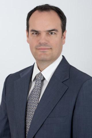 Sylvain Girard, vice-président directeur et chef des affaires financières (Groupe CNW/SNC-Lavalin)