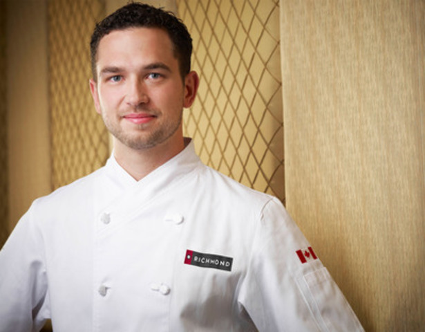 Urban Barn & Chef Carl Heinrich Invite Canadians to Enter the Ultimate Dinner Party Contest (CNW Group/Urban Barn)