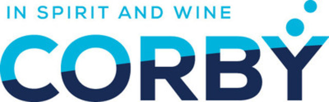 Corby Spirit and Wine Logo (CNW Group/Corby Spirit and Wine Communications)