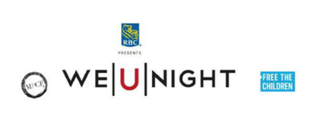"WE U NIGHT (CNW Group/Michael ""Pinball"" Clemons Foundation)"