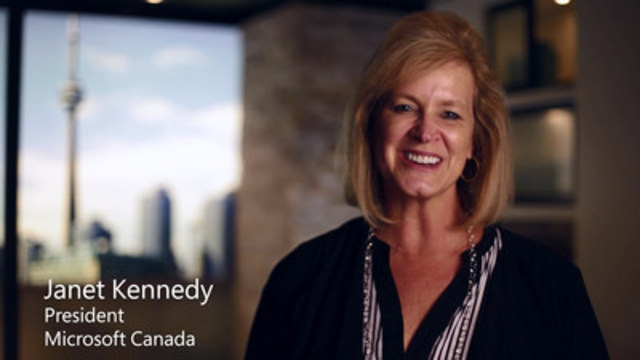 Video: Microsoft Canada President Janet Kennedy and Mayor John Tory announced today that Toronto will host the 2016 Microsoft Worldwide Partner Conference (WPC) next July