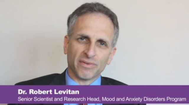 Video: Seasonal depression, winter blues and seasonal affective disorder: CAMH expert available for interview