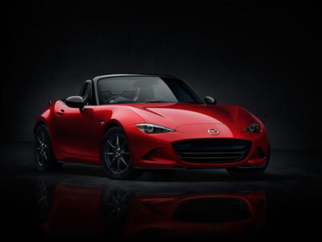 La toute nouvelle Mazda MX-5 2016 (avant) (Groupe CNW/Mazda Canada Inc.)