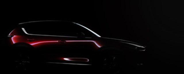 La toute nouvelle Mazda CX-5 (Groupe CNW/Mazda Canada Inc.)