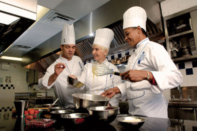 Explore Canada's flavours in a unique culinary destination. - Le Cordon Bleu International (CNW Group/Canadian Tourism Commission)