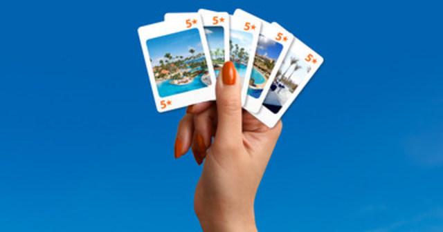 Lucky Deals (CNW Group/Sunwing Vacations)