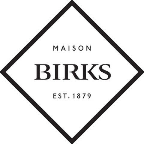Maison Birks unveils its new branding and visual platform - including a brand new logo -- while opening its new mono-brand store in Mapleview Mall. (CNW Group/BIRKS & MAYORS INC.)