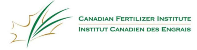 Canadian Fertilizer Institute (CNW Group/Canadian Fertilizer Institute)