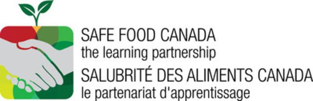 Salubrité des aliments Canada (Groupe CNW/Salubrité des aliments Canada (SFC-TLP))