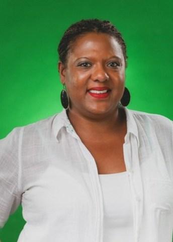 Carole Nkoa, Chef de missions Communautés franco-ontariennes et relations publiques, Groupe Média TFO. Credit : ©SAphoto.ca (Groupe CNW/Groupe Média TFO)