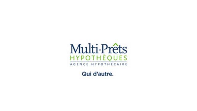 Logo : Multi-Prêts Hypothèques (Groupe CNW/Multi-Prêts Hypothèques)