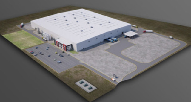 Magna plans to hire approximately 600 people at its Queretaro plant for the production of molded and painted automotive exterior parts supplied to global automakers. The launch of the plant is projected for the first quarter of 2016. (CNW Group/Magna International Inc.)