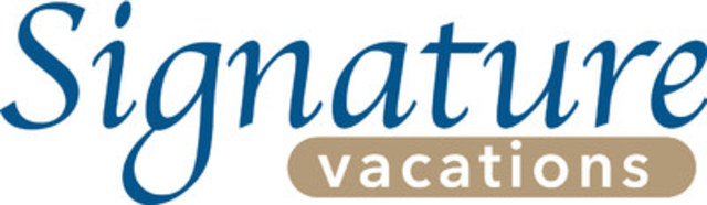Signature Vacations (CNW Group/Signature Vacations)