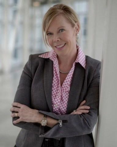 Barbara Munroe, vice-présidente directrice, services aux entreprises et Contentieux (Groupe CNW/WestJet)