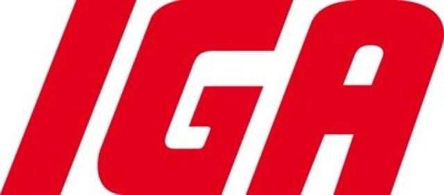 Logo : IGA (Groupe CNW/Sobeys Québec)