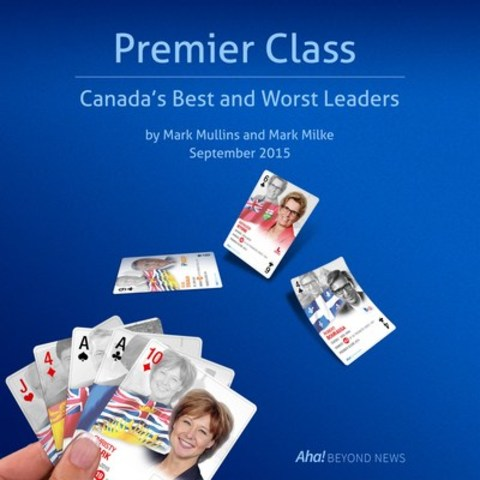 Premiers report from new think tank Aha! (CNW Group/Aha! Insights Inc)
