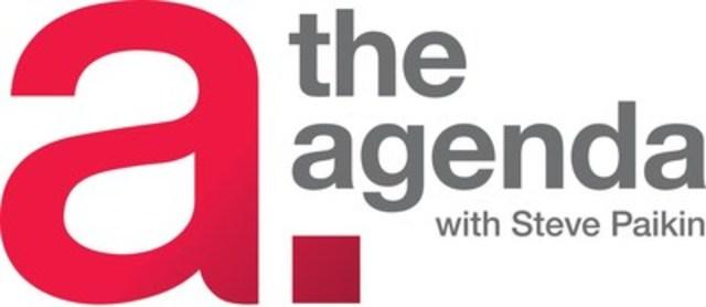 The Agenda with Steve Paikin logo (CNW Group/TVO)