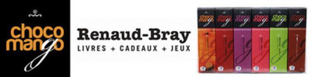 Du chocolat Choco-Mango chez Renaud-Bray (Groupe CNW/Agro Québec)