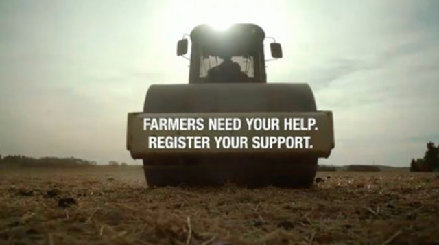 Video: Canadian Wheat Board - Stop the Steamroller TV Spot