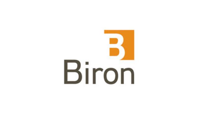 LOGO : Biron (Groupe CNW/Biron Groupe Santé)