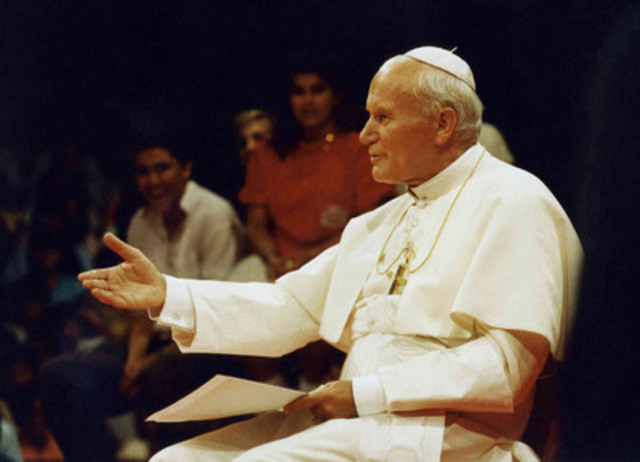 Knights of Columbus announce a new documentary on the impact of Pope John Paul II on the Americas in time for ...