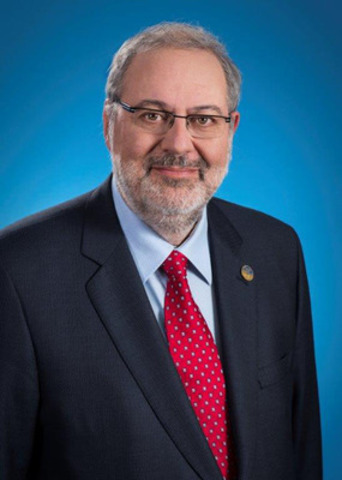 Pierre Arcand, Minister of Energy and Natural Resources, Government of Quebec will speak to CanWEA conference delegates about Quebec?s energy policy. (CNW Group/Canadian Wind Energy Association)