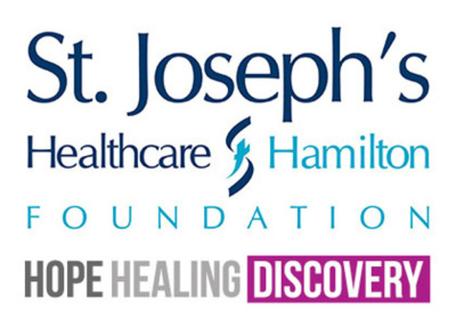 St. Joseph's Healthcare Foundation (CNW Group/St. Joseph's Healthcare Foundation)