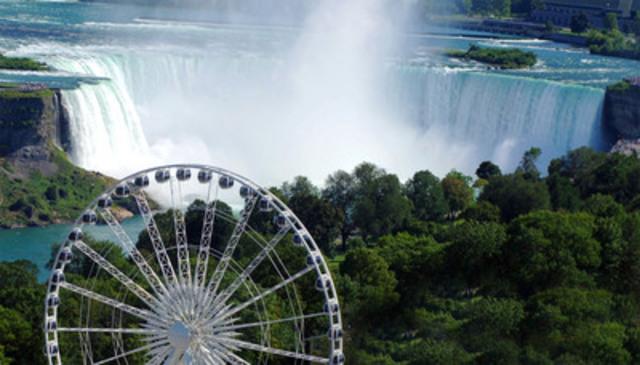 Clifton Hill est la destination idéale pour s'amuser aux Chutes de Niagara Falls, Canada! (Groupe CNW/Marineland Canada)