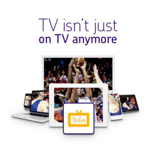 Eastlink To Go is Eastlink's latest video innovation. (CNW Group/EASTLINK)