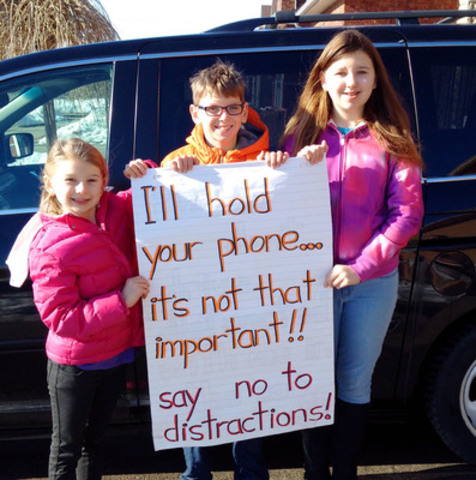 Social media engagement confirms that distracted driving is seen as serious safety threat on roads (CNW Group/Ontario Provincial Police)