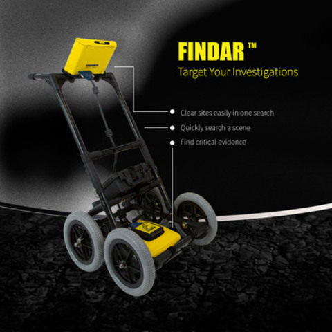FINDAR has a proven track record as an effective tool in buried evidence recovery. GPR is used coast to coast by some of the most prestigious law enforcement agencies in North America. Sensors & Software?s technology is enabling breakthroughs in cases all over the world. (CNW Group/Sensors & Software Inc)