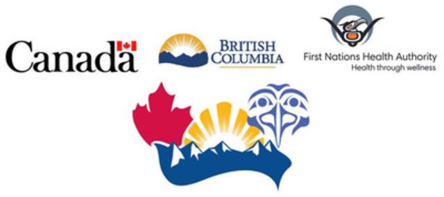 Ministère de la Santé de la Colombie-Britannique, Santé Canada, Autorité sanitaire des Premières nations (Groupe CNW/Santé Canada)