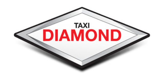 Diamond Taxi Logo (CNW Group/Diamond Taxi)