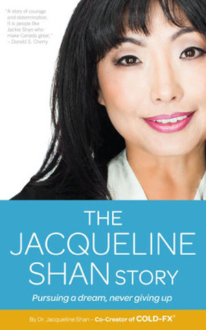 The Jacqueline Shan Story: Pursuing A Dream, Never Giving Up (CNW Group/Afinity Life Sciences)