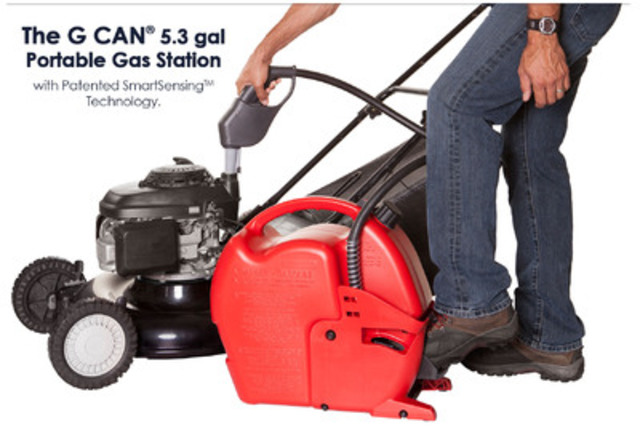 G CAN Portable Gas Station. (CNW Group/Fuel Transfer Technologies Inc.)