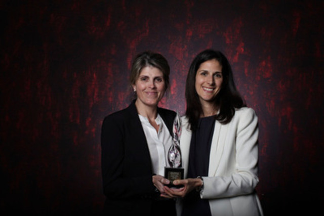 Media Relations Agency Gold - GolinHarris and McDonalds Canada (CNW Group/Canadian Public Relations Society)