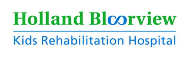 Logo : Hôpital de réadaptation pédiatrique Holland Bloorview (Groupe CNW/Fondation Air Canada)