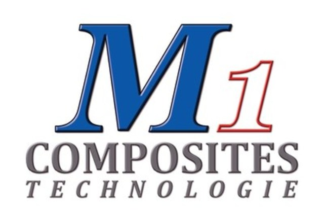 Logo : Technologie M1 Composites inc. (Groupe CNW/Technologie M1 Composites inc.)