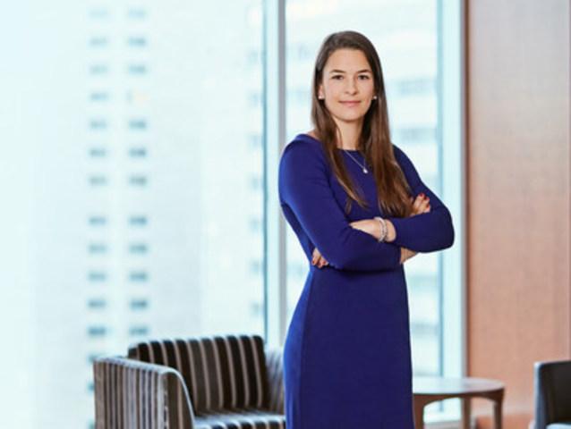 Amélie T. Gouin de BLG nommée parmi les 100 femmes les plus influentes du Canada pour 2016 selon WXN. (Groupe CNW/Borden Ladner Gervais S.E.N.C.R.L., S.R.L.)