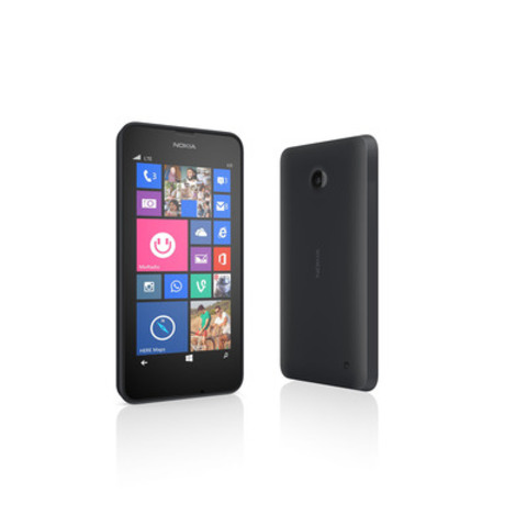 The Nokia Lumia 635 (CNW Group/Microsoft Devices Group Canada)