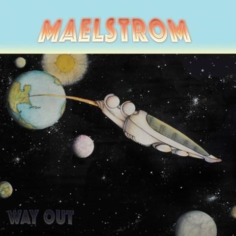 Après 40 ans, l'album mythique de MAELSTROM atterrit sur le marché! (Groupe CNW/Musique ProgresSon inc.)