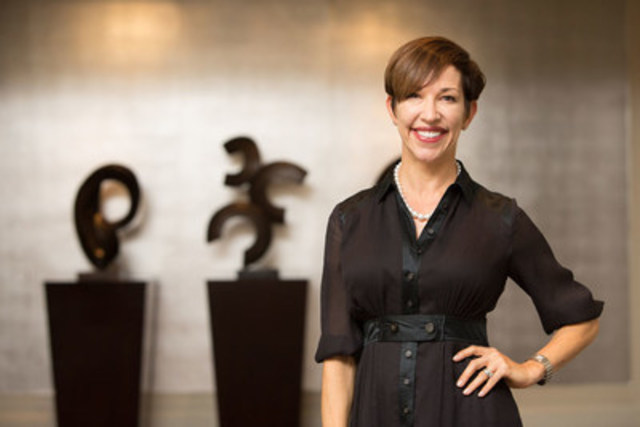 Mercedes Chatfield-Taylor, Managing Partner of Caldwell Partners' Private Equity and Venture Capital Practice (CNW Group/The Caldwell Partners International Inc.)