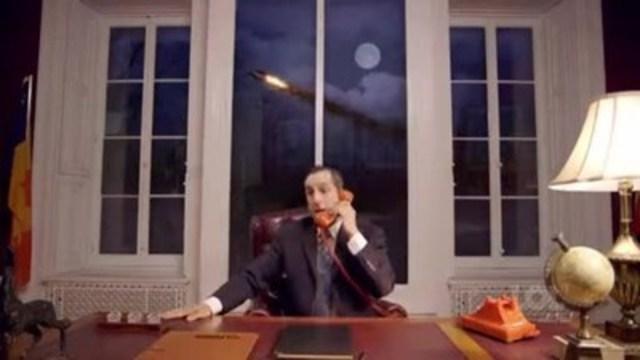 Vidéo : Parodie du premier vidéo officiel du Président Trump à la Maison-Blanche