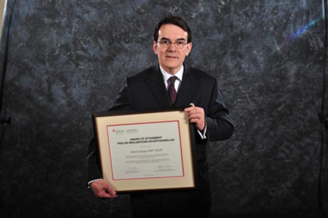 Daniel Granger, ARP, FSCRP (Groupe CNW/Société canadienne des relations publiques)