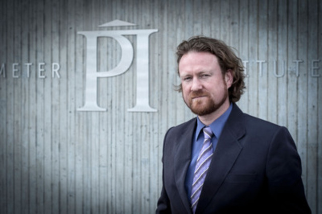 Jonathan Braniff Joins Perimeter Institute as Chief Advancement Officer (Photo Credit: Gabriela Secara) (CNW Group/Perimeter Institute for Theoretical Physics)