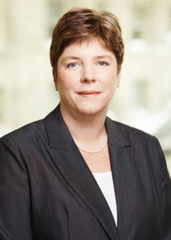 Annie Pelchat, Vice-President, Total Rewards and Human Resources Operations. (CNW Group/STANDARD LIFE)