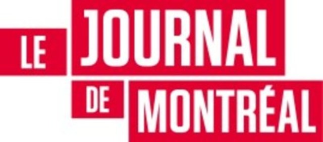 Logo: Le Journal de Montréal (CNW Group/Quebecor Media Group)
