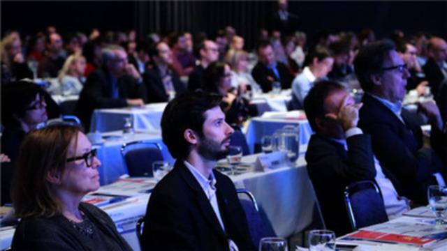 Video:  Forum stratégique sur les industries créatives