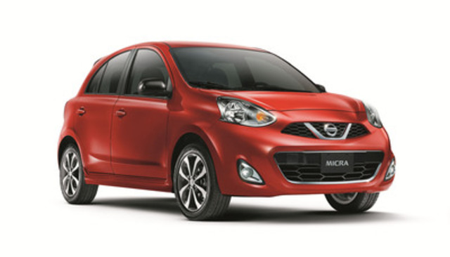 2015 Nissan Micra will mark a new era of unbeatable value in the Canadian market (CNW Group/Nissan Canada Inc.)